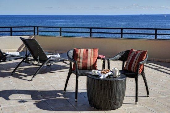 Radisson Blu Resort, Malta St Julian's: Terrace Suite