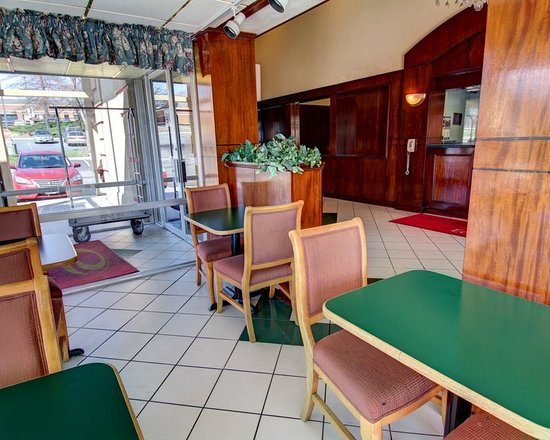 Takoma Park, MD: MDBreakfast Area