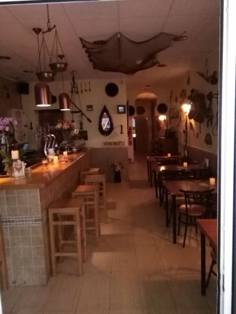 La Nucia, Hiszpania: Bar L' Alegria