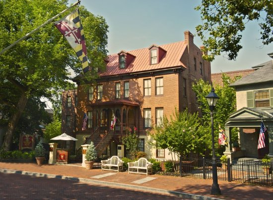 Historic Inns of Annapolis: Governor Calvert House