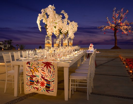 Las Ventanas al Paraiso, A Rosewood Resort: Wedding/Event at La Plaza