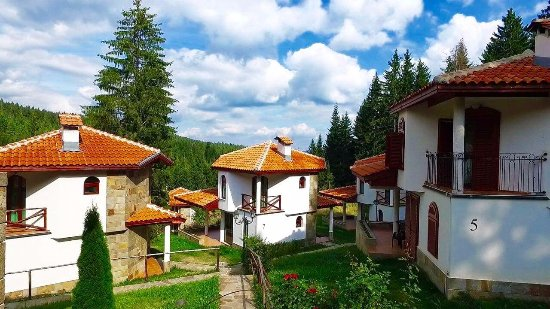Entrance - Picture of Forest Glade Apartments & Spa, Pamporovo - Tripadvisor