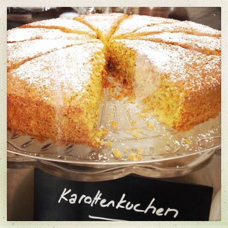 Diessen, Германия: Kuchen mit Biozutaten