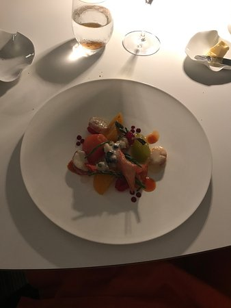 Restaurant Le Saint-James Relais & Chateaux照片