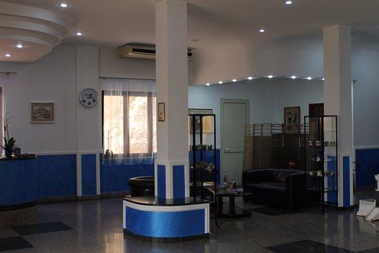 Hotel Al Faro : Panoramica Hall