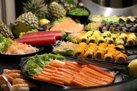 Seafood Night Buffet