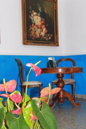 Hotel Al Faro : Hall