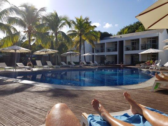 Hotel Villas Mon Plaisir Bewertung
