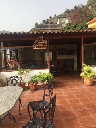 Hotel Rural Villa Hermigua, Hotels in La Gomera