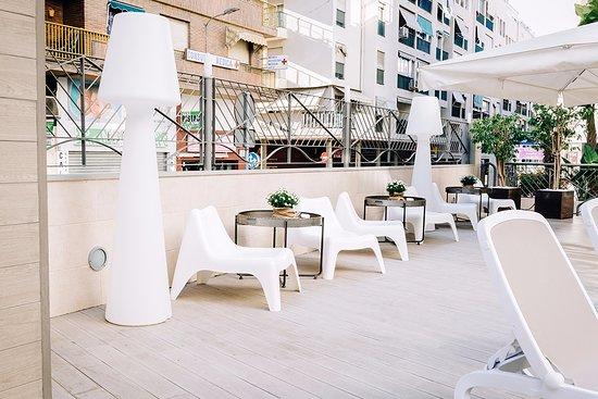 Hotel Teremar : Terraza piscina