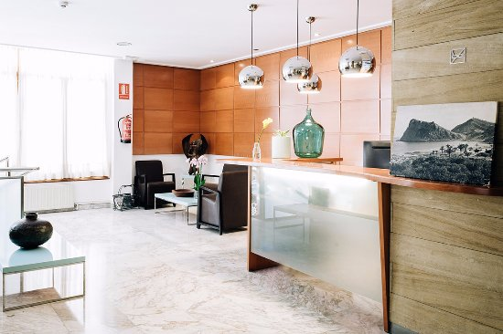 Hotel Teremar : Recepcion