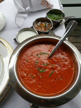 Indian cuisine on the + side