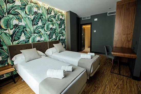 Malaga Premium Hotel, hoteles en Málaga