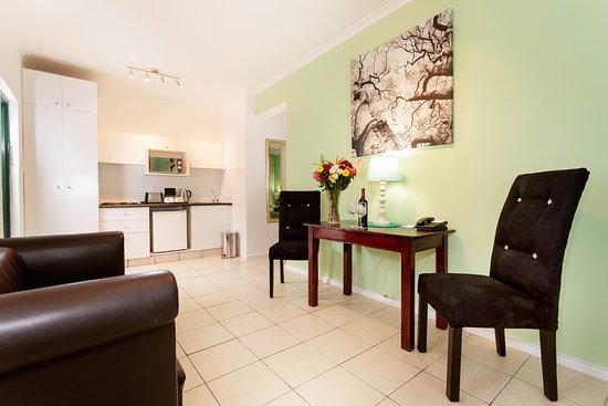 Best Western Cape Suites Hotel: Classic One Bedroom Apartment