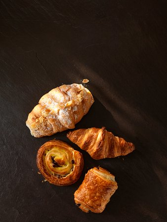 Thornbury, UK: Pastries
