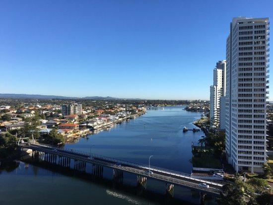 Vibe Hotel Gold Coast: Vu de l hôtel