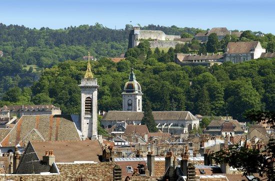 Centre historique de Besancon