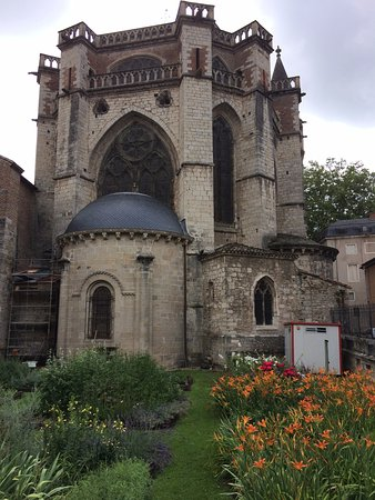 Cath drale saint tienne de cahors tympan photo de office de tourisme de cahors cahors - Cathedrale saint etienne de cahors ...