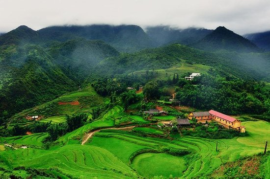 Phan Thiet, Vietnam: SAPA VIET NAM  - FULL LANDSCAPES