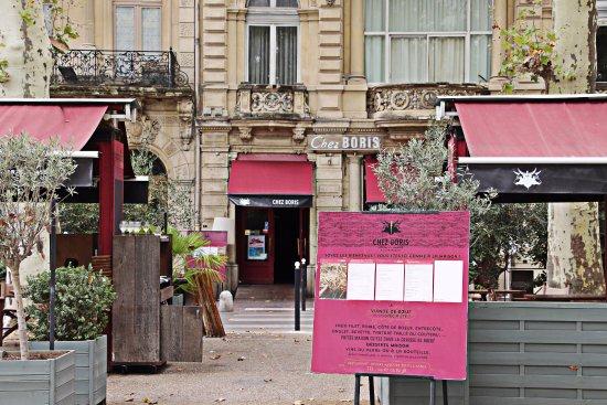 image Chez Boris Esplanade sur Montpellier