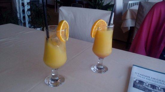 The Old Nessebar Restaurant: Cocktails