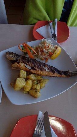 The Old Nessebar Restaurant: Sea wolf