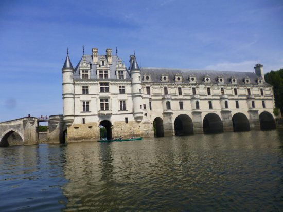 Civray-de-Touraine, Francia: Château de Chenonceau