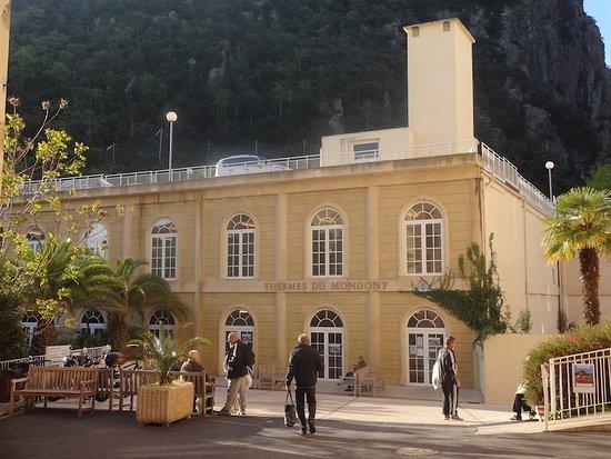 Thermes de mondony am lie les bains palalda pyr n es - Office de tourisme amelie les bains ...