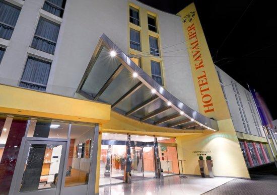 Novum Hotel Kavalier Wien: Außenansicht