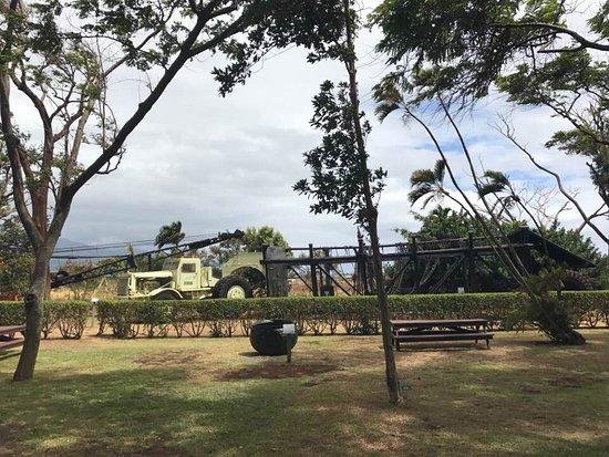 Puunene, Hawaï: Alexander & Baldwin Sugar Museum