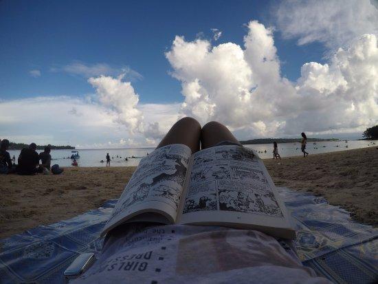 Manokwari, Indonesien: Pantai Pasir Panjang