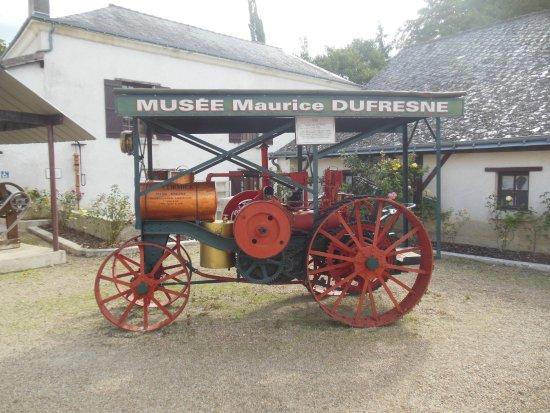 Azay-le-Rideau, França: Musée à voir.