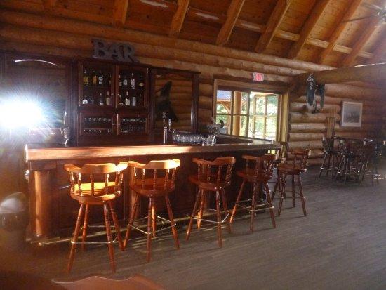 Cranbrook, Canada: The bar