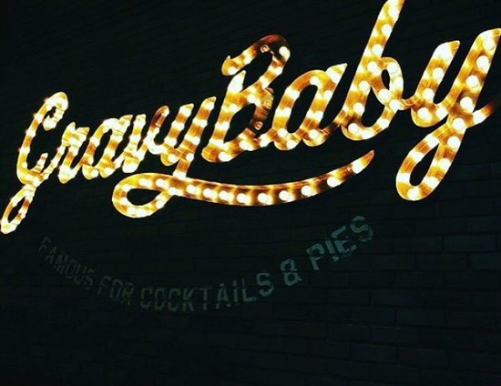 Gravy Baby: Name In Lights Good Looking