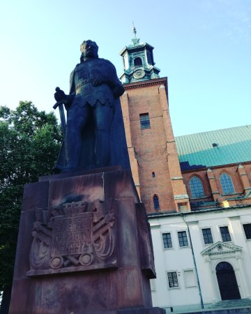 Gniezno, Poland: The Basilica of the Assumption of the Blessed Virgin Mary