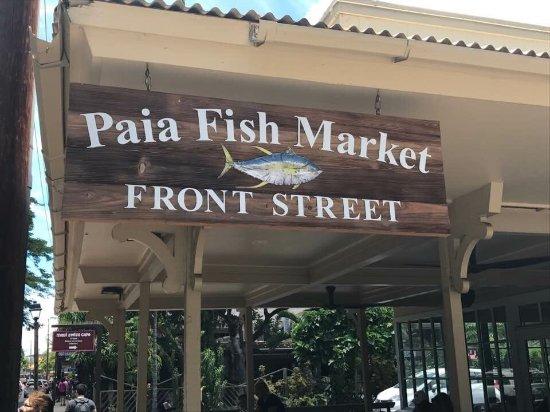 Paia Fish Market Restuarant