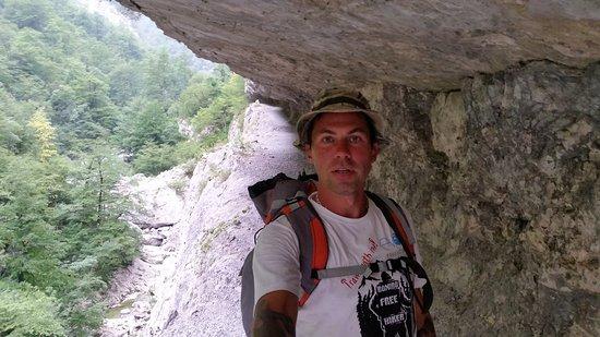 Походы по горам Черногории