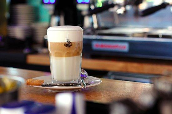 Vught, Holandia: Heerlijke koffie van Blanche Dael
