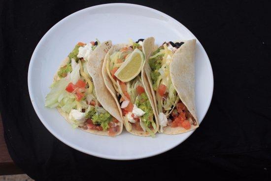 Happys Cafe & Restaurant: taco