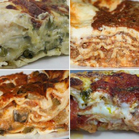Levallois-Perret, Francia: 4 Lasagnes