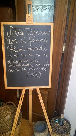 Lamezia Terme, Italy: Non si fanno primi ... ;)