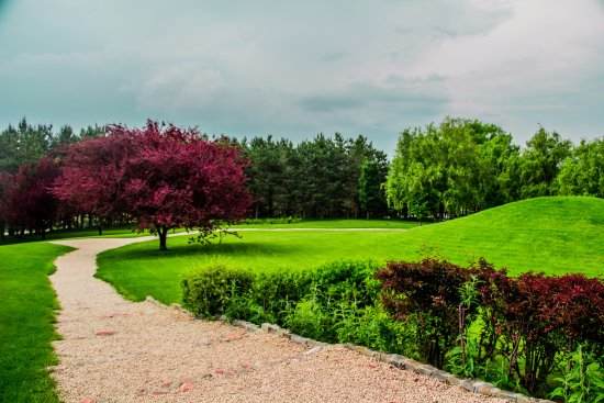 Kirsehir, Turkey: Prens Mikasa Japon Bahçesi