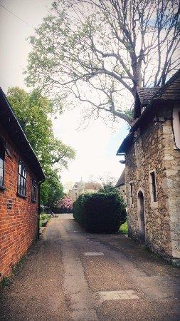 Aylesford, UK: The Friars