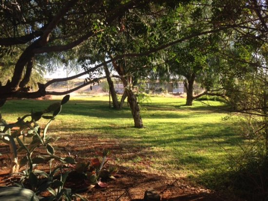 Gochas, Namibia: Campsite