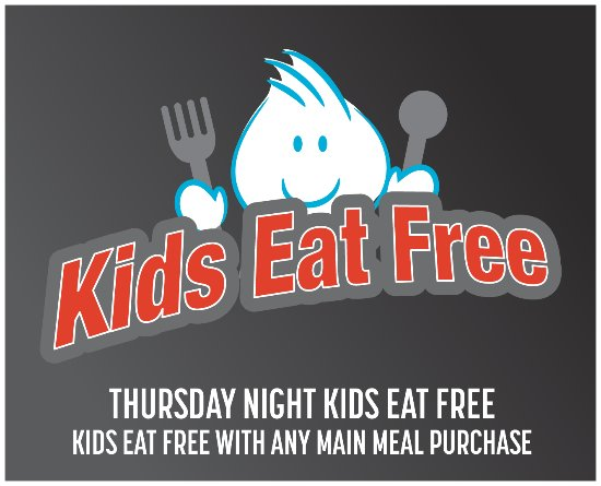 Thursday Kids eat free - Picture of North Ballarat Sports