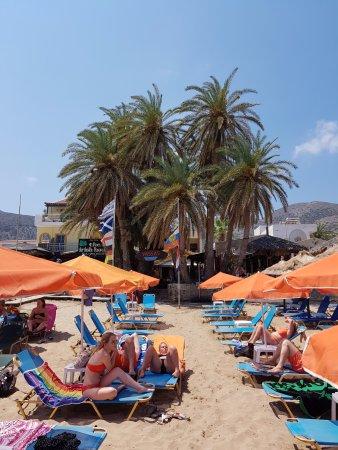 Yassas Beach Bar : Knus