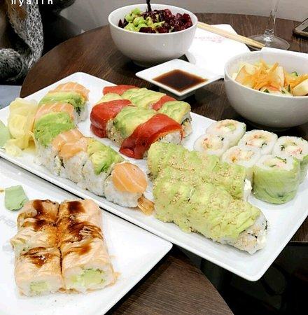 planet sushi restaurant marseille omd men om restauranger tripadvisor. Black Bedroom Furniture Sets. Home Design Ideas