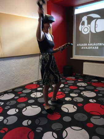 Virtual Reality Bratislava