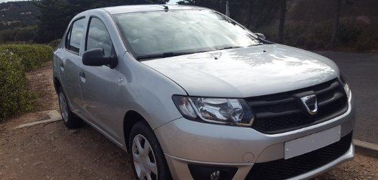 Dacia Logan selement à 27€/jour !