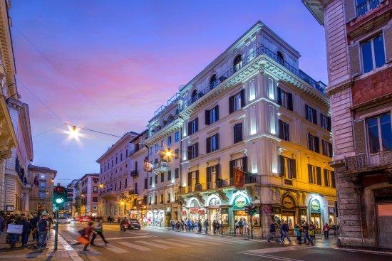 Hotel Regno Rome Italy Tripadvisor